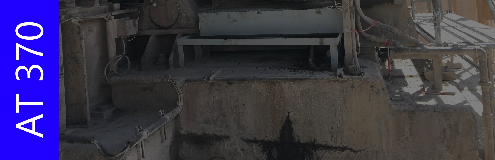 ALPHATEC® 370 Resin Injection for oil-soaked concrete