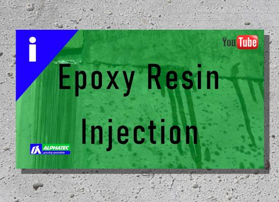 Epoxy Resin Injection