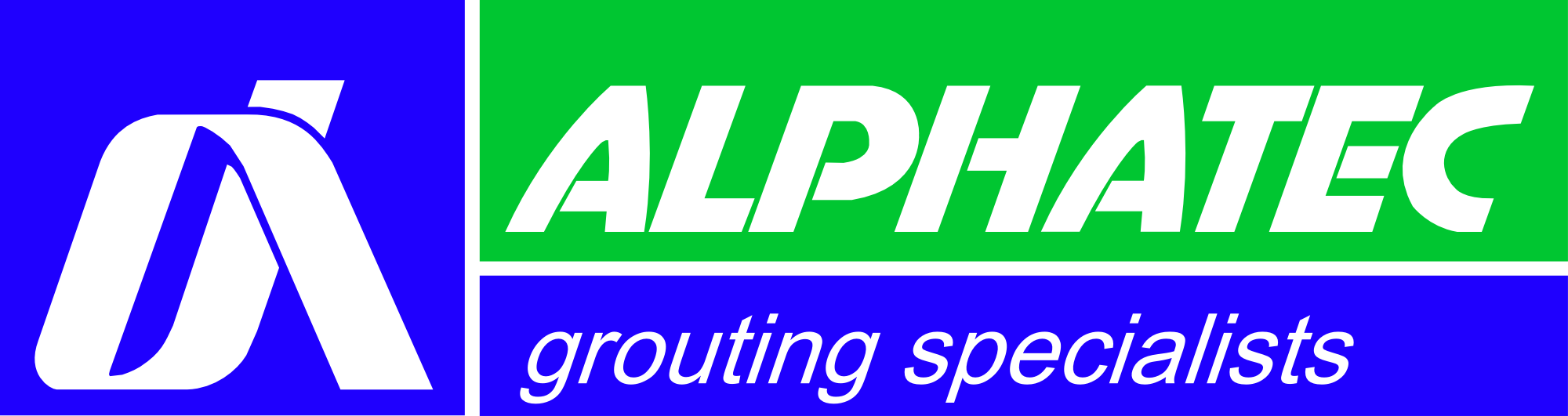 Alphatec Engineering, Grouting Specialists